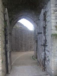 Cheptow Castle
