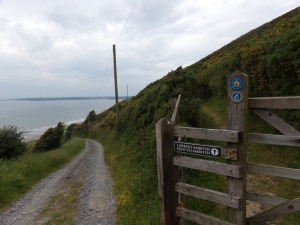 path to Amroth