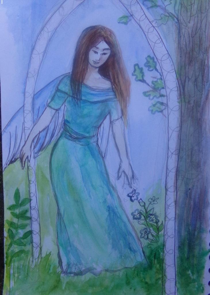 Divine angel