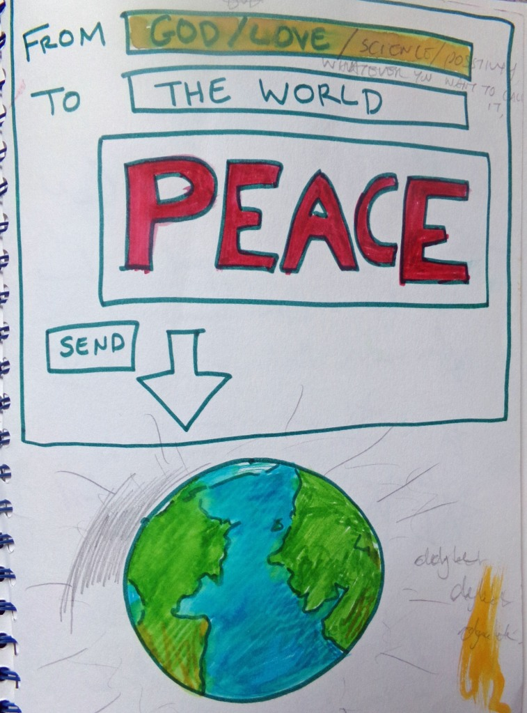 Sending Peace