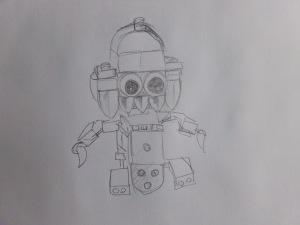 Mixel Lego