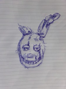 Spring Trap from FNAF