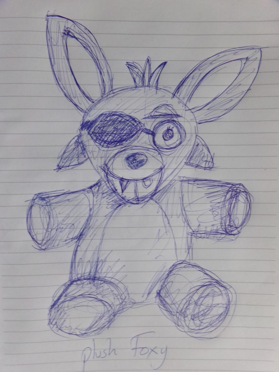 Plush Foxy