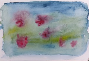 sketch 161 Poppies