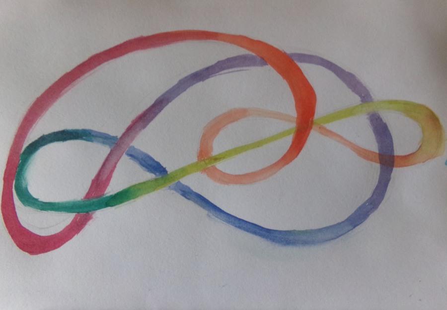 Sketch 162 continual colour