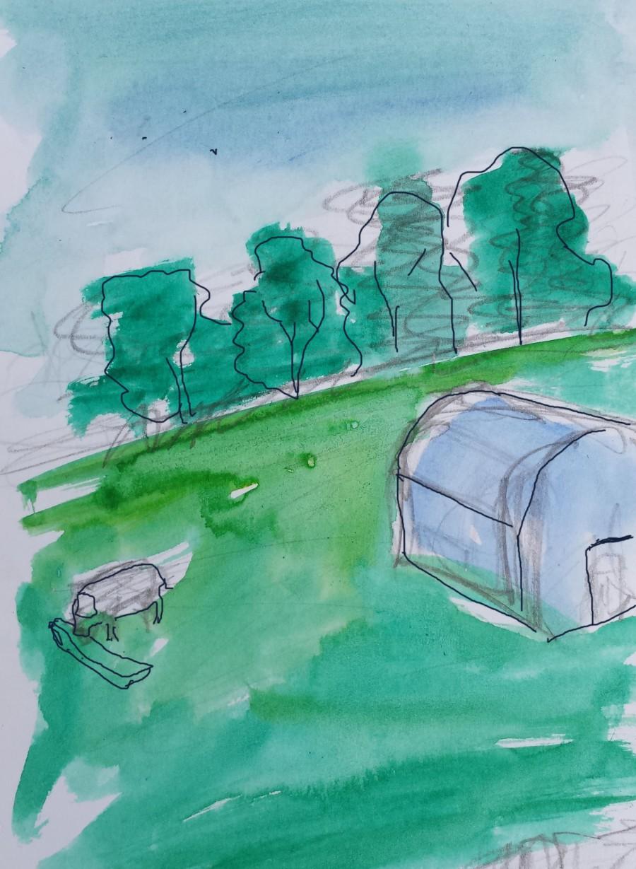 Sketch day 172