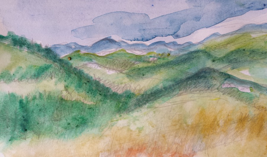 Sketch day 181