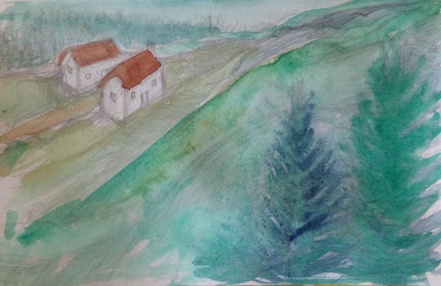 Sketch day 182