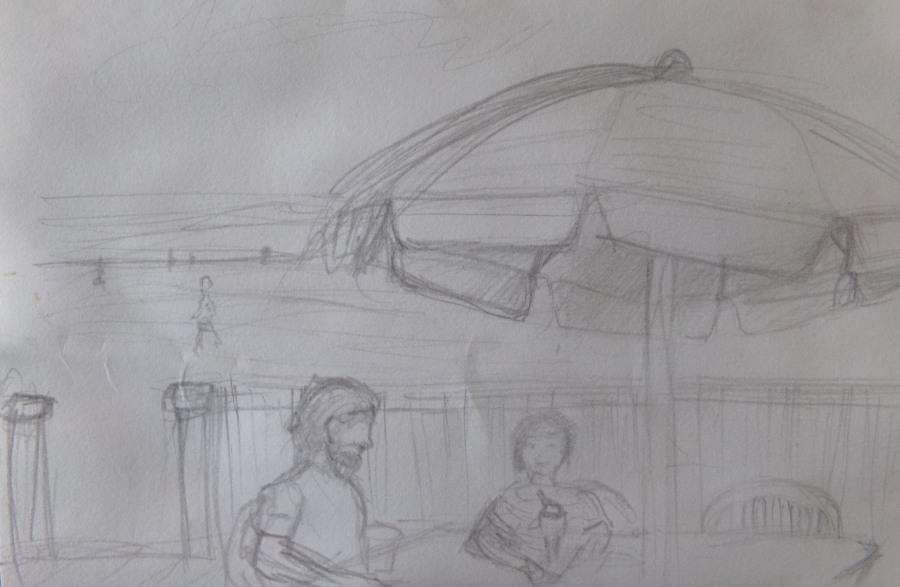 Sketch day 183