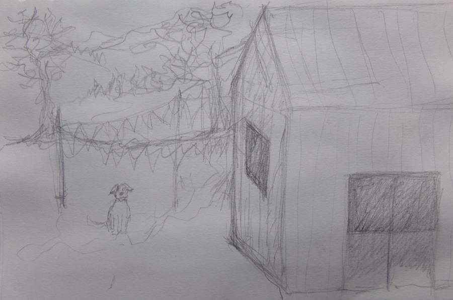 Sketch day 192