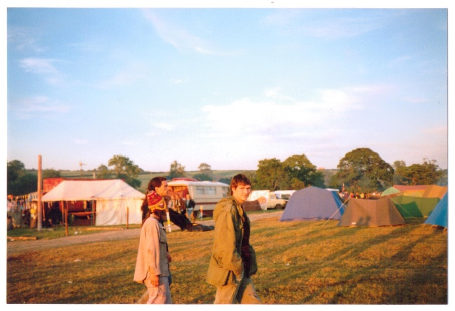 Glastonbury 1989